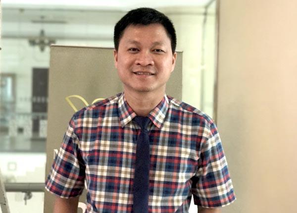 Ông Trần Đình Quý – Chủ tịch Hội Môi giới Bất động sản Khánh Hòa